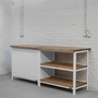 Noodles kitchen shelf cabinet basic 100 white 4755 m 20(max. 201600px) 20 2446908