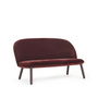603105 ace sofa velour darkred 1