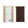 Midori traveler s notebook brown 31