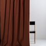 Vintage egyptian cotton curtains rust brown egyptian cotton curtains 300cm 118 wide col 25 1 1024x1024
