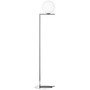 Flos ic light f floor lamp michael anastassiades chrome 9