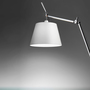 Tolomeo satin grey