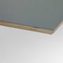 Linoleum Graublau Jan Cray