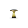 Bell side table yellow