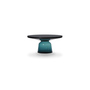 Bell coffee table black montana blue