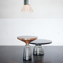 Seelen bell side table copper bell coffee table bell light