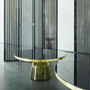 Seelen bell table folding screen