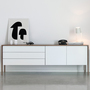 Punt tactile long sideboard