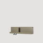 Folded Shelf Medium Olive Muuto