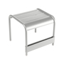335 38 steel grey small low table footrest full product 20kopie