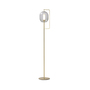 Lantern light floor lamp tall brass 5e0799b4