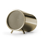 Leff amsterdam tube audio brass designed by piet heijn eek iso