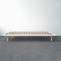 Basicbed alinea weiss rost b