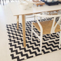 Gunnel black plastic carpet scandinavian set parthiban sweden carpet plastic