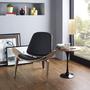 Hans j. wegner shell chair ch07 black