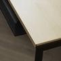 Pk52 pk52a poul kjaerholm professor desk oak pk115 drawer detail b