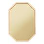Normann copenhagen lust mirror 80 x 55 cm gruen frei