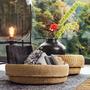 Ames barro terracotta fibra korb pulpo herkner ambiente