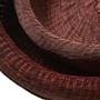 Ames fibra basket detail rot frei