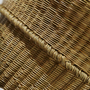 Ames fibra basket detail natur frei