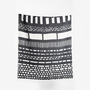 Coopdps cotton blankets towels coopdps sketch 1 cotton blankets by nathalie du pasquier george sowden black white 1 1024x1024