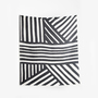 Coopdps cotton blankets towels coopdps sketch 3 cotton blankets by nathalie du pasquier george sowden black white 1 1024x1024