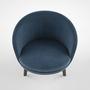Arflex jules armchair 3d model max