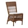9195c marie side chair chestnut
