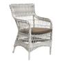 9196x marie armchair vintage white