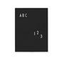 20203100 message board black 300 dpi