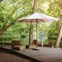 Sonnenschirm Teakwood Glatz