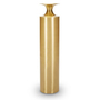 Tom dixon beat vessel tall vaas messing1