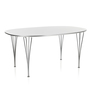 Fritz hansen super elliptical table 5612